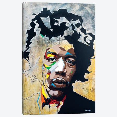 What If 6 Was 9 Canvas Print #DAS25} by DAAS Canvas Wall Art