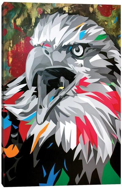 Bald Eagle Canvas Art Print