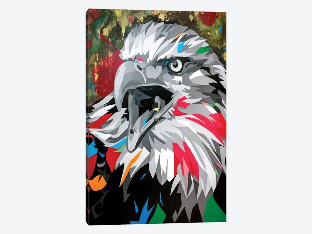 Bald Eagle by DAAS 1-piece Canvas Art