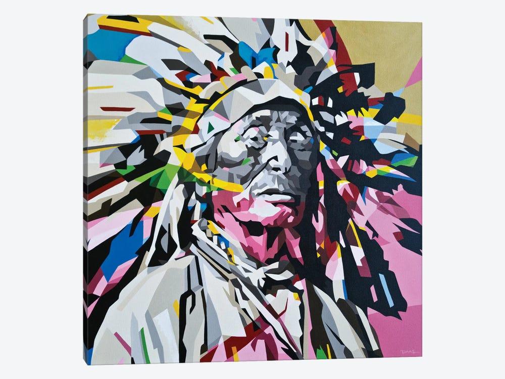 Chief by DAAS 1-piece Canvas Print