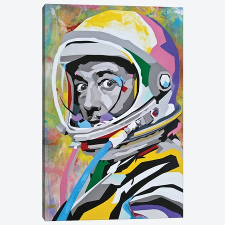 Cosmo Dali Canvas Print #DAS28} by DAAS Art Print