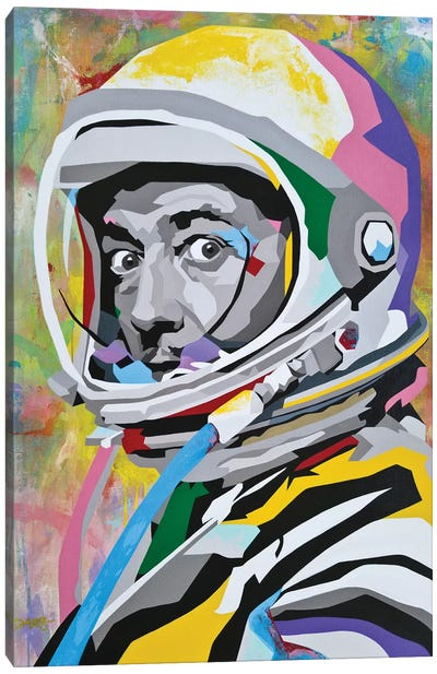 Cosmo Dali Canvas Art Print