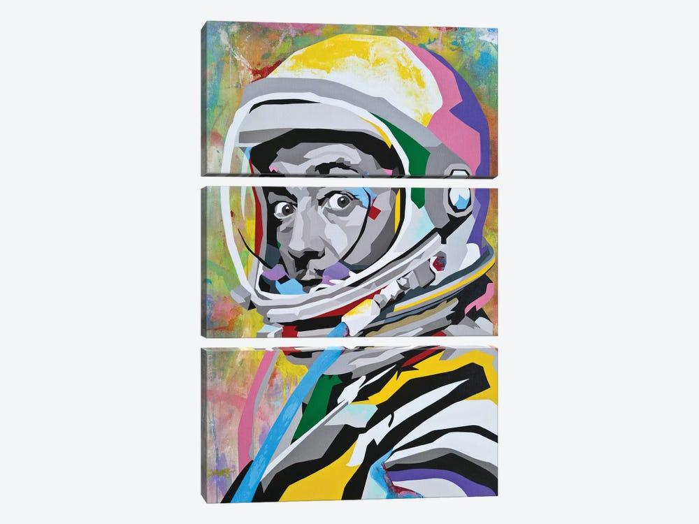 Cosmo Dali by DAAS 3-piece Canvas Wall Art