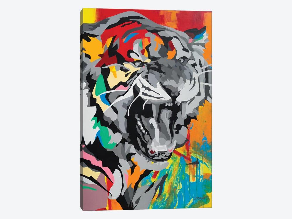 Tiger by DAAS 1-piece Canvas Artwork