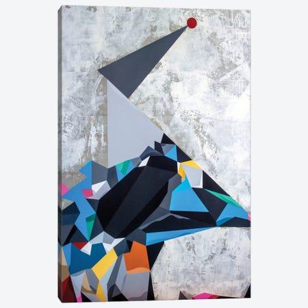 Follow The Light Canvas Print #DAS3} by DAAS Canvas Art Print