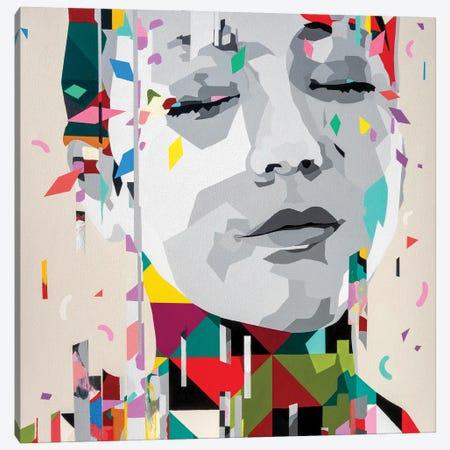 Enjoy The Silence Canvas Print #DAS41} by DAAS Canvas Print