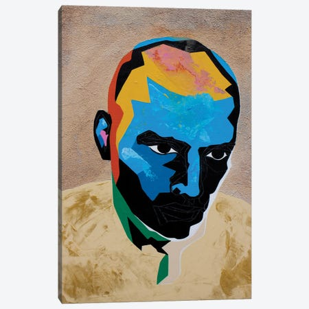 Study For A Portrait I Canvas Print #DAS45} by DAAS Canvas Art