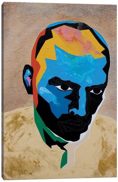 Study For A Portrait I Canvas Art Print