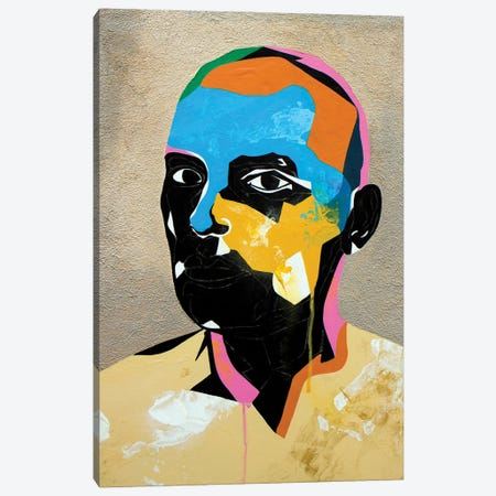 Study For A Portrait II Canvas Print #DAS46} by DAAS Canvas Artwork