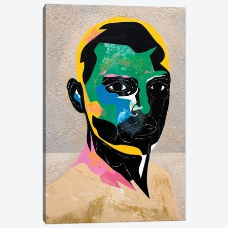Study For A Portrait V Canvas Print #DAS48} by DAAS Canvas Print