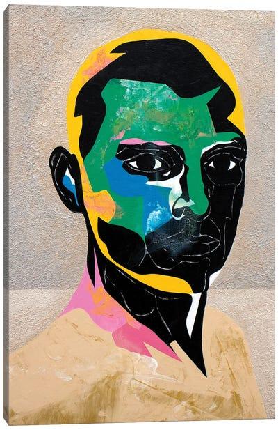 Study For A Portrait V Canvas Art Print