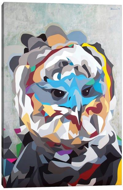 Harpy Canvas Art Print