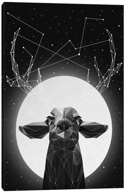 Banyon Deer Canvas Art Print