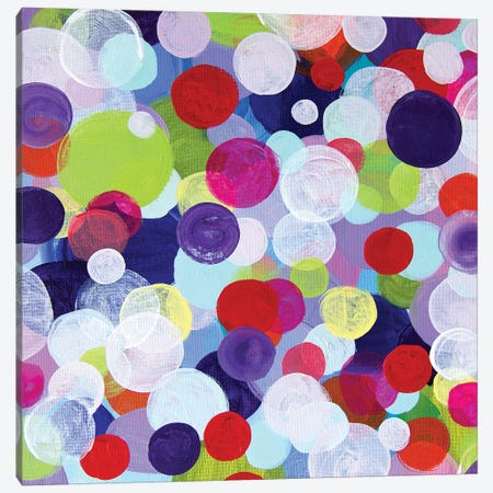 Full Circle Canvas Print #DAW10} by Darlene Watson Canvas Art
