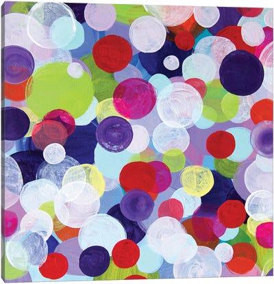 Full Circle Canvas Art Print