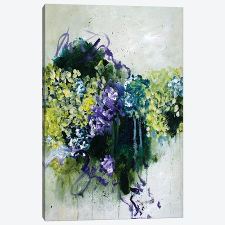 I'm In Love With Love Canvas Print #DAW16} by Darlene Watson Art Print