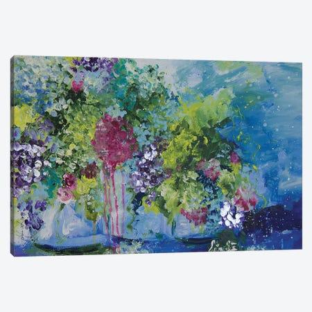 Mexican Glass Canvas Print #DAW20} by Darlene Watson Canvas Art Print
