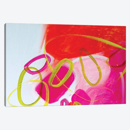 Mod Canvas Print #DAW21} by Darlene Watson Art Print