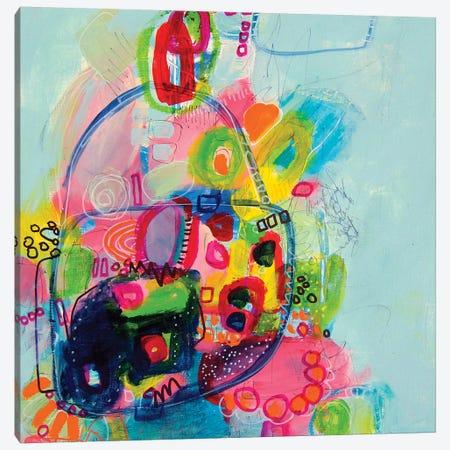 Pinky Swear  Canvas Print #DAW25} by Darlene Watson Canvas Wall Art