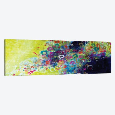 Well If That's What They Say Canvas Print #DAW39} by Darlene Watson Canvas Artwork