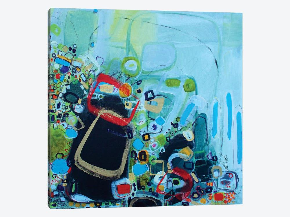 Ask Me by Darlene Watson 1-piece Canvas Artwork