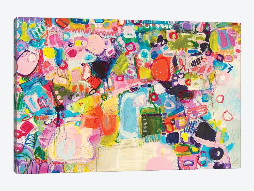 Asleep Under The Apple Blossom by Darlene Watson 1-piece Art Print