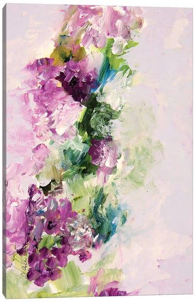 Blush Canvas Art Print