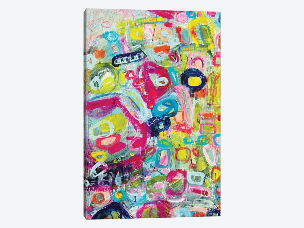 Fascinated With Fascinators by Darlene Watson 1-piece Canvas Art