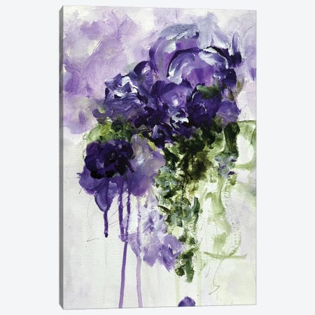 Holding Onto Summer I Canvas Print #DAW53} by Darlene Watson Canvas Art