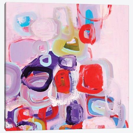 Juke Box Jam Canvas Print #DAW58} by Darlene Watson Canvas Artwork