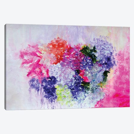 Bridesmaids Canvas Print #DAW5} by Darlene Watson Canvas Art