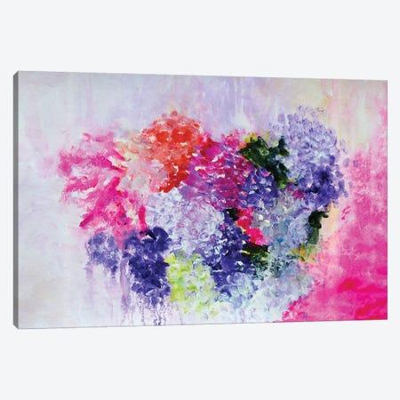 Bridesmaids Canvas Print #DAW5} by Darlene Watson Canvas Art