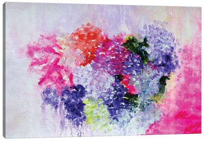Bridesmaids Canvas Art Print