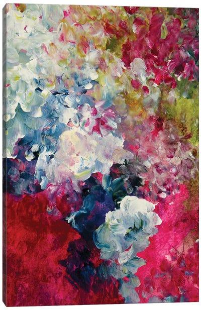 Magenta Gardens Canvas Art Print