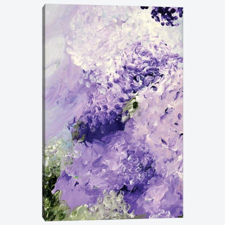 Standing Out In A Crowd Canvas Print #DAW67} by Darlene Watson Canvas Artwork