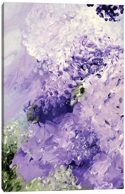 Standing Out In A Crowd Canvas Art Print
