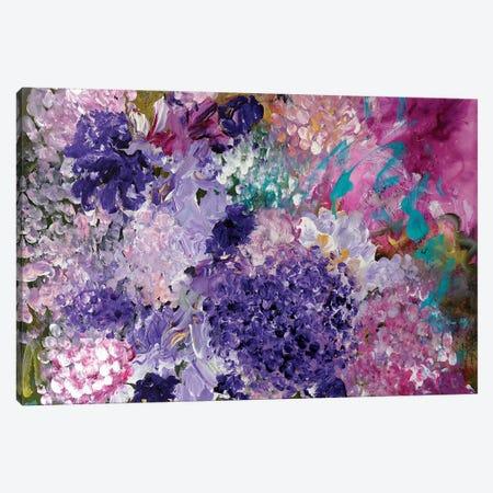 We Try Canvas Print #DAW75} by Darlene Watson Canvas Print