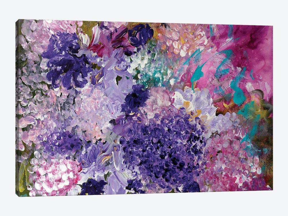 We Try by Darlene Watson 1-piece Canvas Art Print