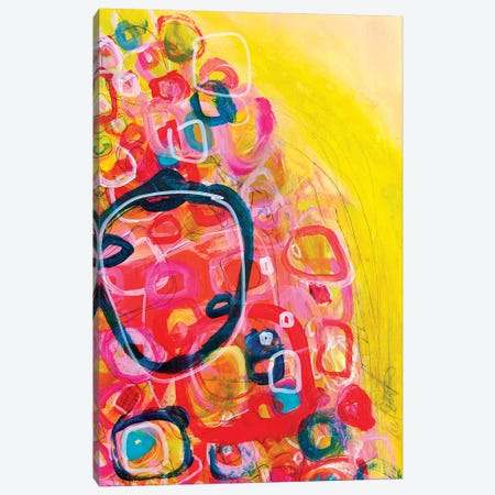 You're My Ray Of Sunshine Canvas Print #DAW81} by Darlene Watson Art Print