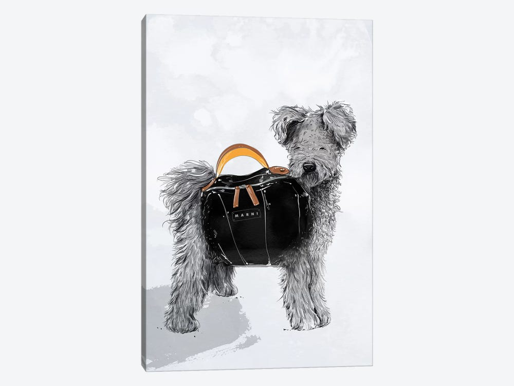 MARNI by Amber Day 1-piece Canvas Wall Art
