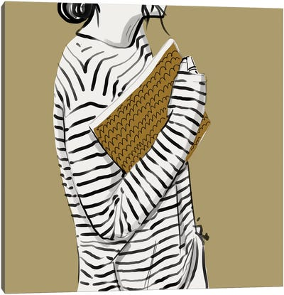 Stripes Canvas Art Print
