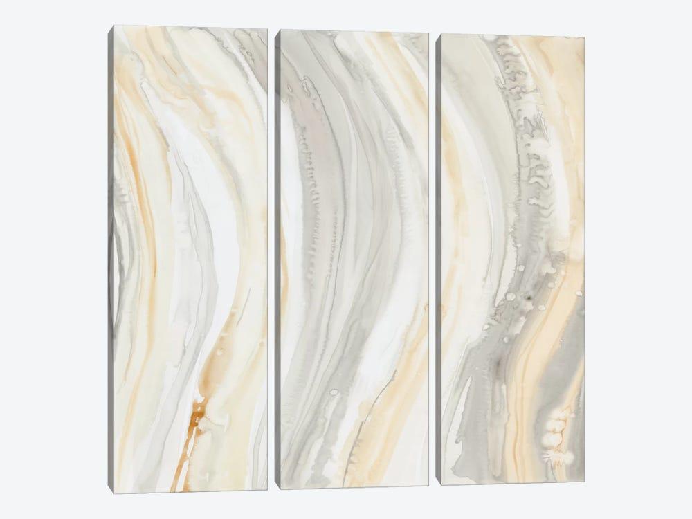 Alabaster I by Debbie Banks 3-piece Canvas Wall Art