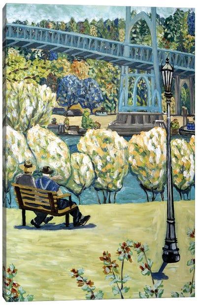 Early Fall Canvas Art Print