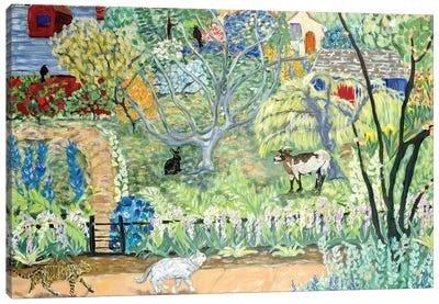 Dream House Canvas Art Print