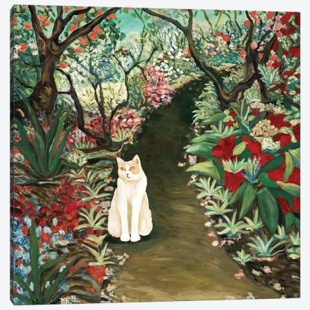 Garden Dream Canvas Print #DBH40} by Deborah Eve Alastra Canvas Art