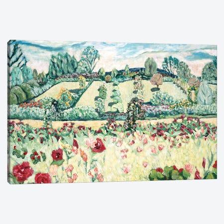 Giverny Landscape Canvas Print #DBH42} by Deborah Eve Alastra Canvas Art