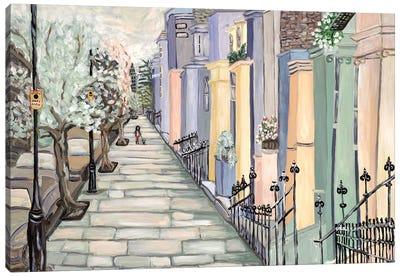 Kensington Canvas Art Print