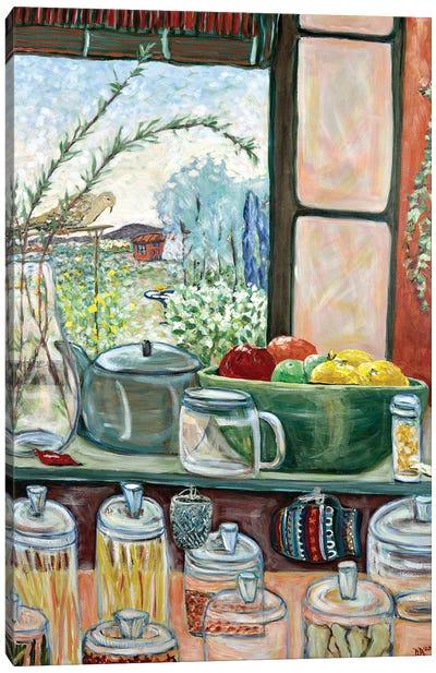 Mi Cocina Canvas Art Print