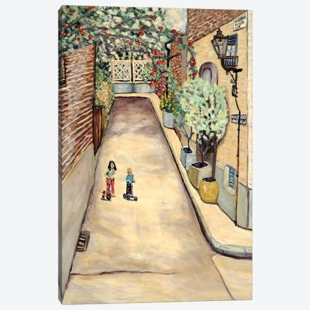 Watch House Canvas Print #DBH70} by Deborah Eve Alastra Art Print