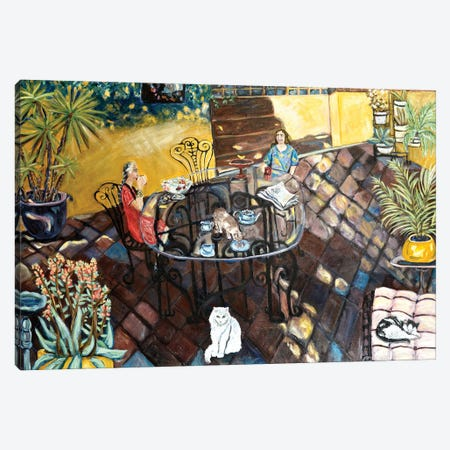 Chateau Wonderland Canvas Print #DBH76} by Deborah Eve Alastra Canvas Art